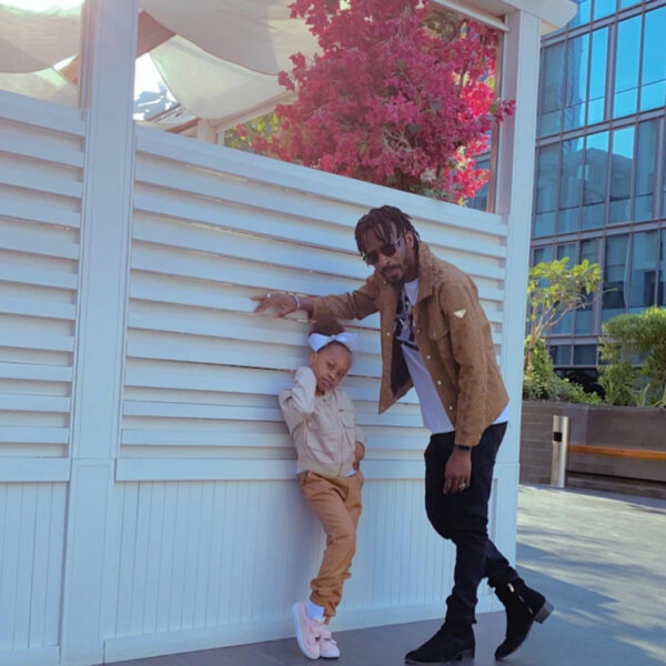 9ice wife and daughter enjoy their vacation in Dubai photos1