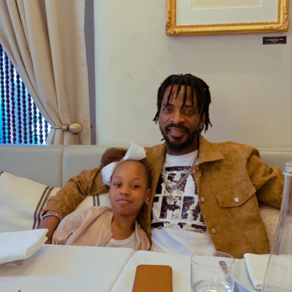 9ice wife and daughter enjoy their vacation in Dubai photos3