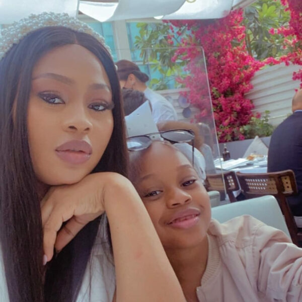 9ice wife and daughter enjoy their vacation in Dubai photos4