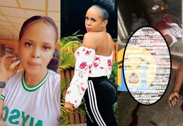Corps member arrested for allegedly hacking a man to death in Akwa Ibom after hook up Graphic Photo