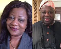 Dele Momodu and Lauretta Onochie clash on Twitter..