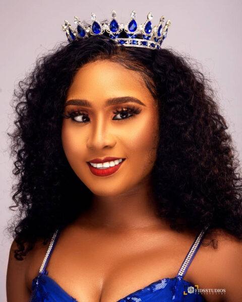 Faith Ajayi wins The Melanin Queen Nigeria World beauty pageant3