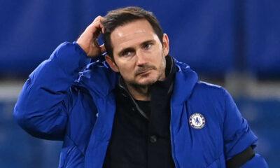 Frank Lampard breaks silence