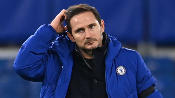 Frank Lampard breaks silence
