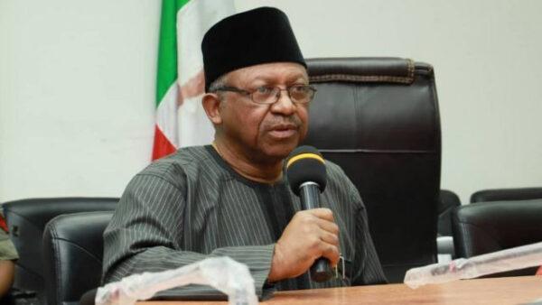 Minister of Health Osagie Ehanire