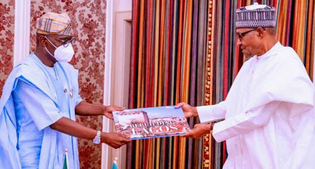 More Coronavirus patients require oxygen in Lagos Governor Sanwo Olu
