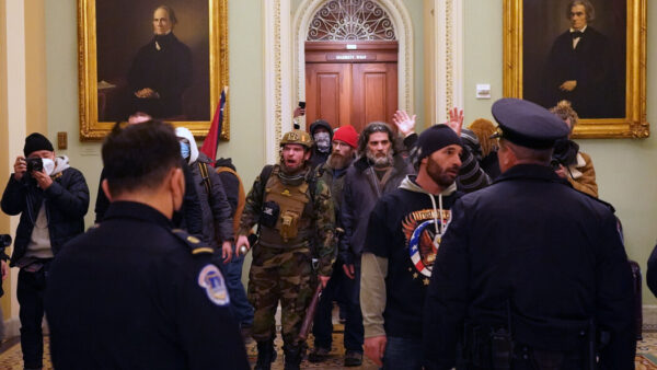 NYC man Claims He Stormed US Capitol Over Stolen Elections2