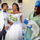 Nigerian comedian Edo Pikin and wife Jojo welcome their first child a boy photos