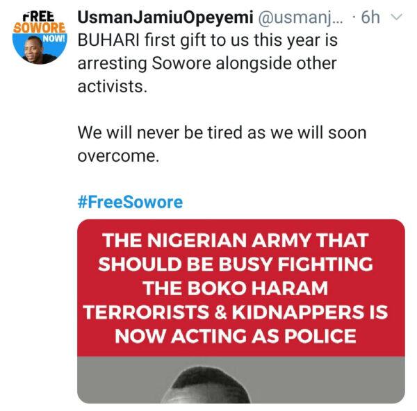 Omoyele Sowore 4