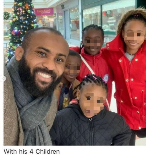 Pastor allegedly assaults and abandons his wife four children abroad2
