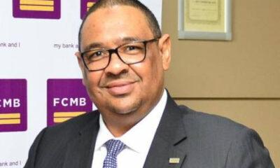 Paternity scandal FCMB MD Adam Nuru goes on leave
