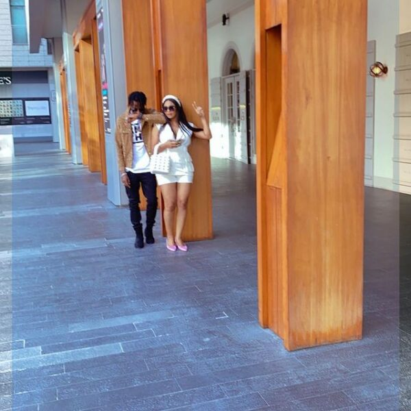 9ice, wife, and daughter enjoy their vacation in Dubai (photos)