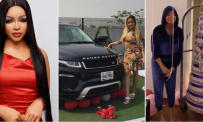 BBNaija Nengi gets huge money cake from Ozo,