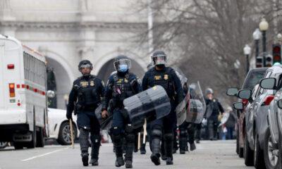 Several Explosive Devices Found In Washington DC Amid Capitol Mayhem