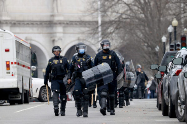 Several Explosive Devices Found In Washington DC Amid Capitol Mayhem