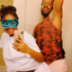 Simi professes love to her husband Adekunle Gold as he turns a year older
