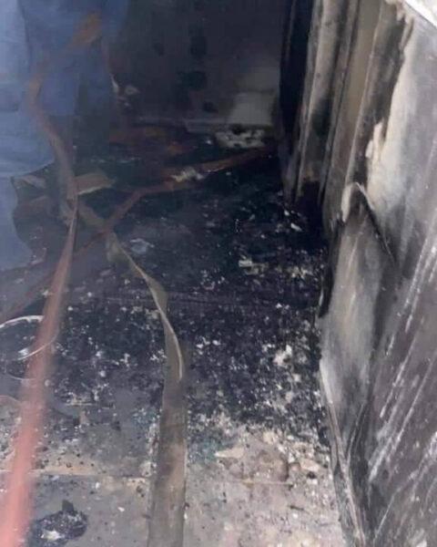 Sunday Igboho house razed in Ibadan photos3