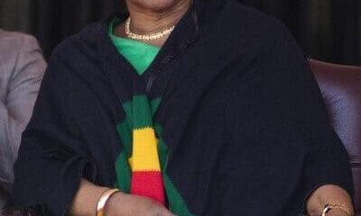 Zimbabwean Minister battles the disease Coronavirus