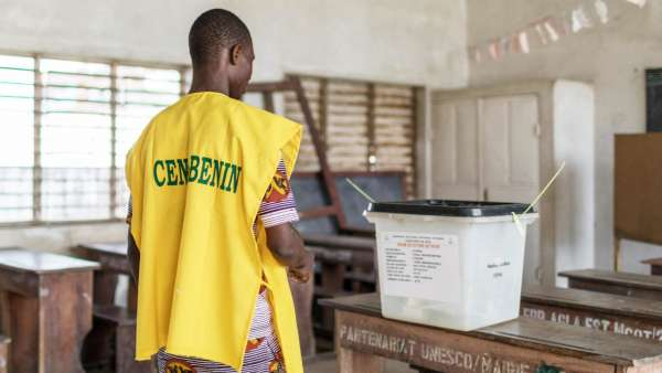 5.5 Million People Cleared To Vote In Benin Republic Election