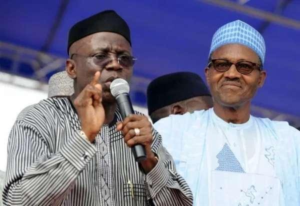 Buhari and Tunde Bakare