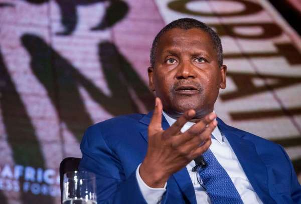 Dangote injects N10bn into education sector
