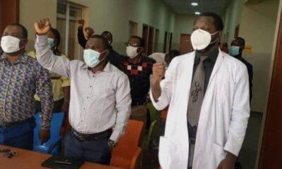 Doctors in Ondo go on strike over Salary slash
