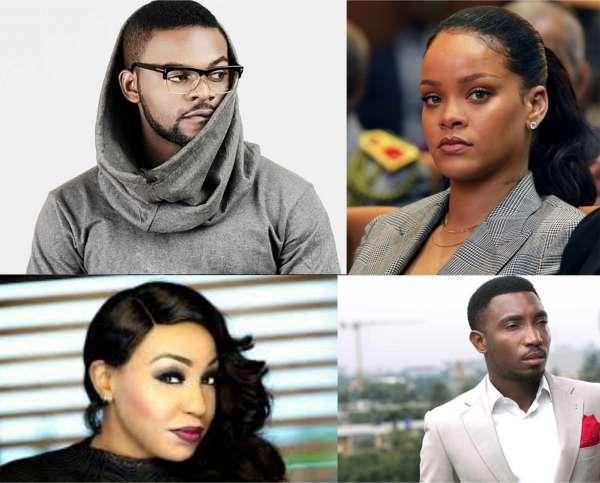 Falz Rihanna Other Celebrities Condemn Arrest Of Lekki Tollgate Protesters
