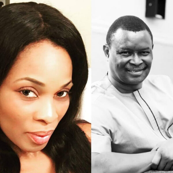 Georgina Onuoha tackles Mike Bamiloye over his comments on Feminism