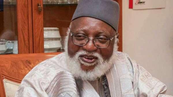 Guard Your Utterances Abdulsalami Abubakar Warns Govs
