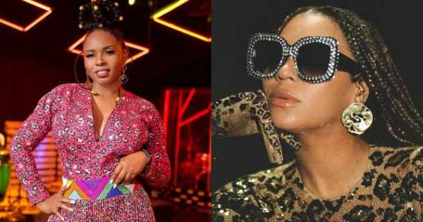 How I ignored Beyonce for two months Yemi Alade