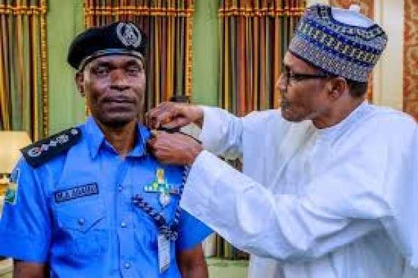 IGP Tenure Buhari