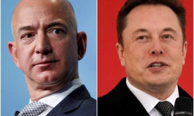 Jeff Bezos overtakes Elon Musk to become the worlds richest person again