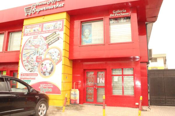 Lagos govt seals supermarket for allegedly selling expired produc