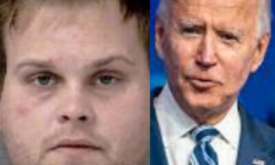 Man charged with threatening to kill US President Joe Biden