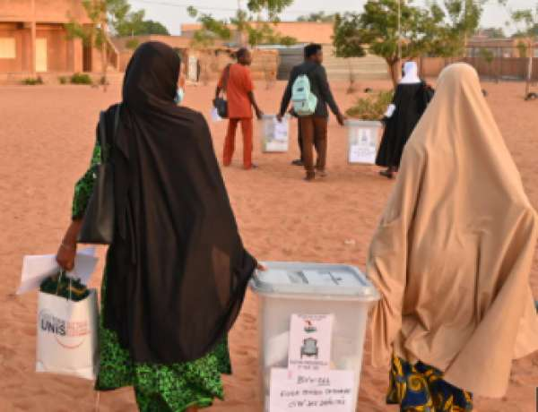 Niger electoral officials killed in Landmine attack