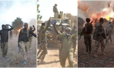 Nigerian troops MNJTF kill 81 Boko Haram members in Sambisa