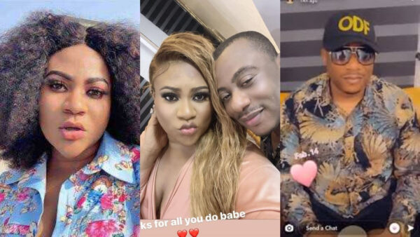 Nkechi Blessing Sunday calls out London based women sending money to her Ekiti politician lover