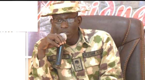 No Chibok girls in our custody – CDS