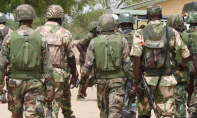 Troops recover Marte in Borno