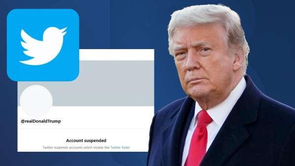 trump Twitter confirms