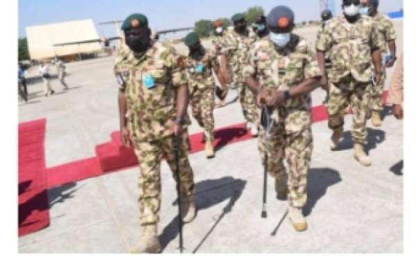 Were In Hot Pursuit Of Abductors Of Niger Students – Army