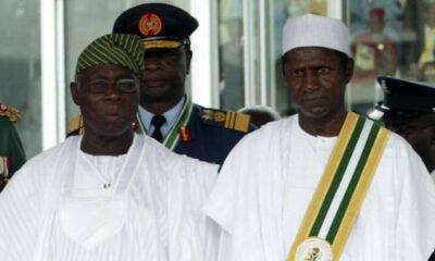 Why I chose YarAdua as my successor Obasanjo