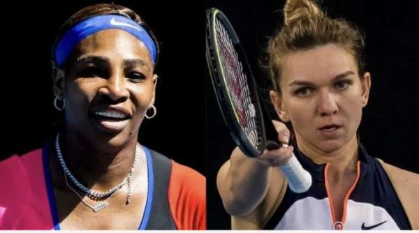 Williams To Face 'Incredible Osaka After Win Over Halep