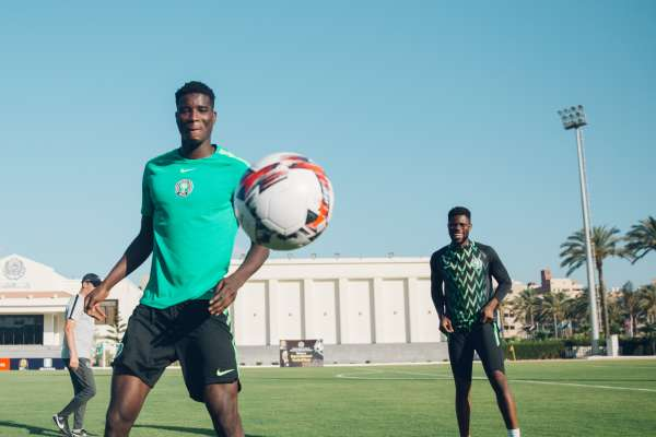 2022 AFCON We Have To Go There And Take The Gold – Onuachu