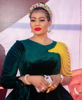 Actress Nkiru Umeh asks