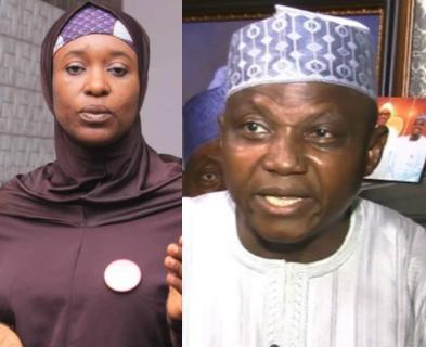 Aisha Yesufu replies Garba Shehu who said nobody can bring down Buharis govt