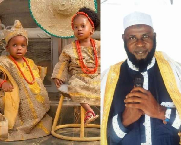 Akewugbagold withdraws suit against his twin children kidnappers Says he has forgiven them