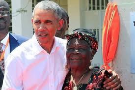 Barrack Obamas grandmother Mama Sarah Obama dies aged 99