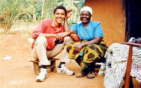 Barrack Obamas grandmother Mama Sarah Obama dies aged 99k