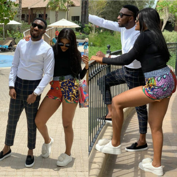 Be thanking me everyday for being a great guy Timi Dakolo tells his wife as they celebrate their 9th wedding anniversary